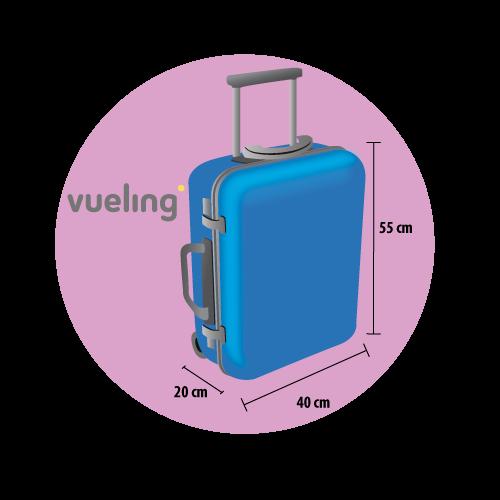47a16738a Equipaje de mano con Vueling: todas las preguntas y respuestas [ 2019].